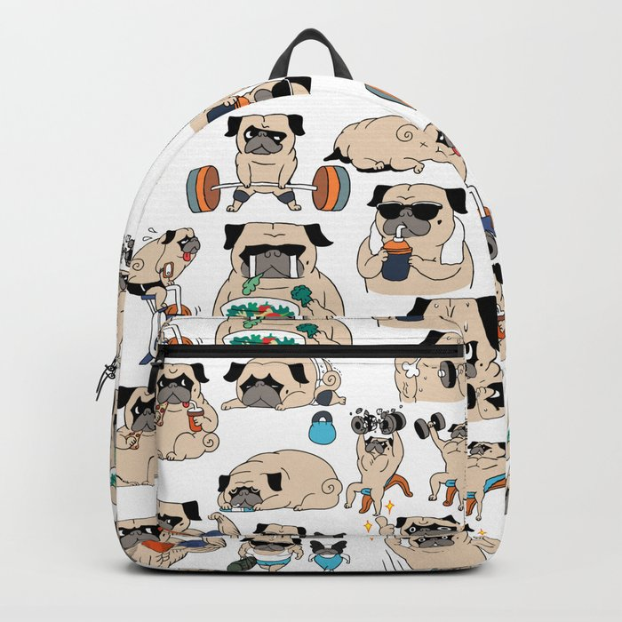 Pugsgym Backpack