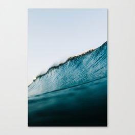 Tidal Wave Canvas Print