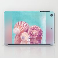 seashell iPad Cases featuring Seashell Group by VIAINA