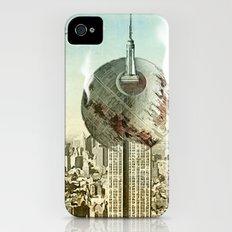 impaled on the empire iPhone (4, 4s) Slim Case