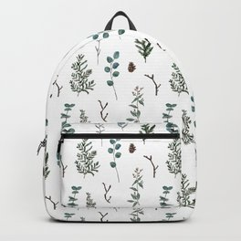 Pine and Eucalyptus Backpack