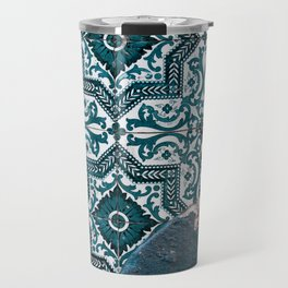 some Portuguese tiles Travel Mug