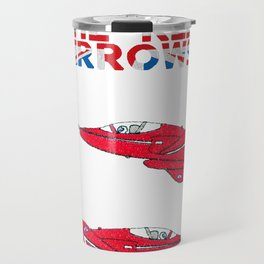 The Red Arrows Travel Mug