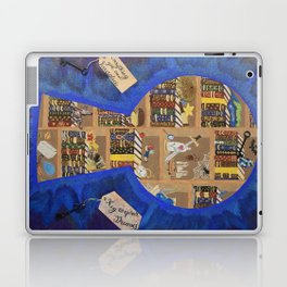 My Dream Library Laptop & iPad Skin
