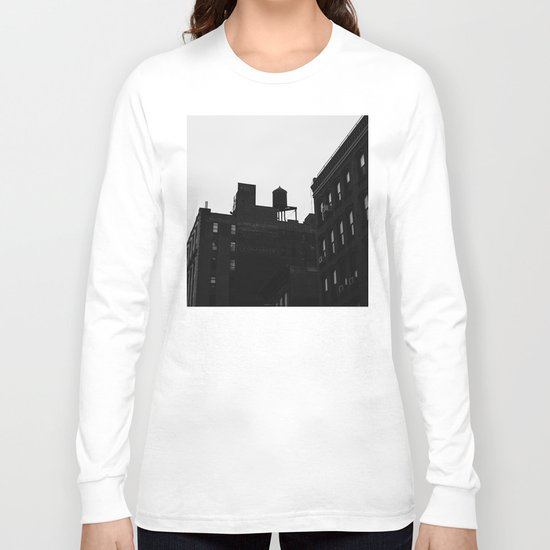 Chelsea Architecture II Long Sleeve T-shirt