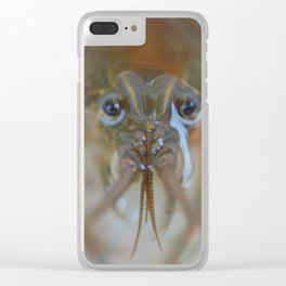 who me? Clear iPhone Case