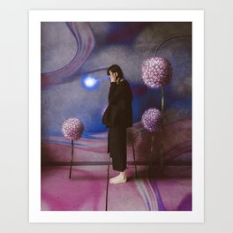 Light Inside Art Print