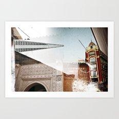 ArchitectureS Art Print
