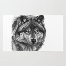 Canis Lupus SK0105 Rug