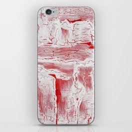 Abstract Artwork Colourful #9 iPhone Skin