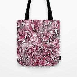 Pink Fairyland Tote Bag
