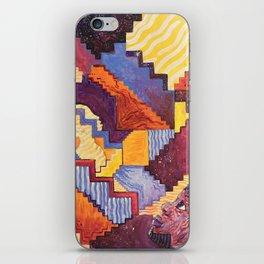 The Wanderer iPhone Skin