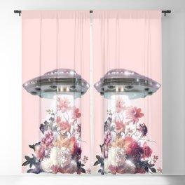 UFO Blackout Curtain