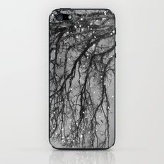 Magical In Black and White iPhone & iPod Skin