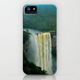 Kaieteur iPhone Case