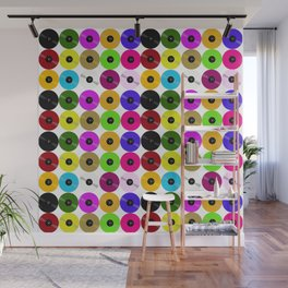 Vinyl- The Collector's Edition Wall Mural