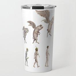 Darwin's Inspiration Mug Travel Mug