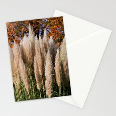 Pampass Grasses Stationery Cards