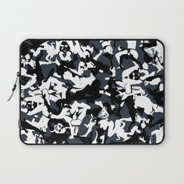 Erotica B&W Laptop Sleeve