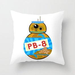 PB-8 Throw Pillow