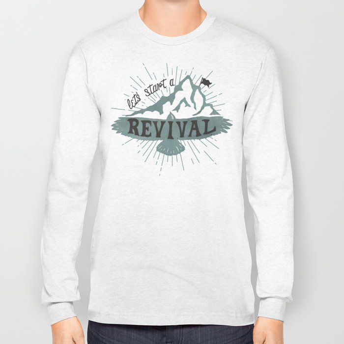Revival Long Sleeve T-shirt