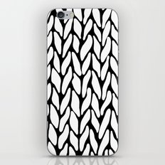Hand Knitted iPhone Skin