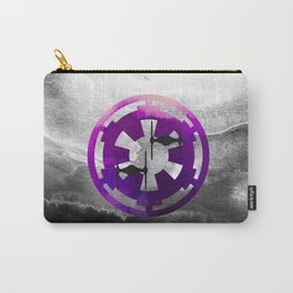 Star Wars Imperial Tie Fighters in Purple Carry-All Pouch