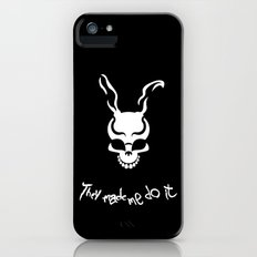 They Made Me Do It. iPhone (5, 5s) Slim Case