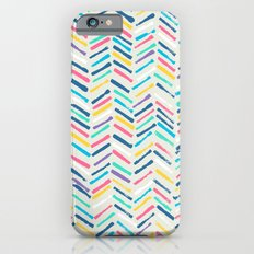 Herringbone iPhone 6s Slim Case