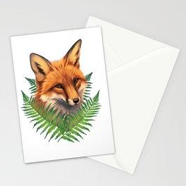 Fern Fox Stationery Cards