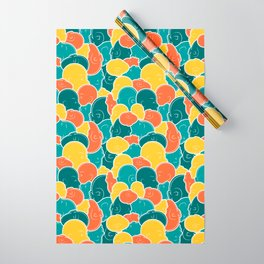 Smoosh Face Wrapping Paper