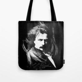 Polish Lion - Ignacy Jan Paderewski Tote Bag