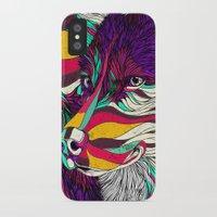 husky iPhone & iPod Cases featuring Color Husky (Feat. Bryan Gallardo) by Danny Ivan