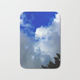 Sky and Cloud Bath Mat
