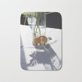 Seaside Table Centerpiece Bath Mat