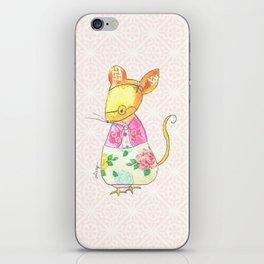 Ole Grandma Mouse iPhone Skin