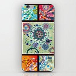 all zodiacs iPhone Skin