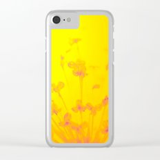 Bright Sunny Morning Clear iPhone Case