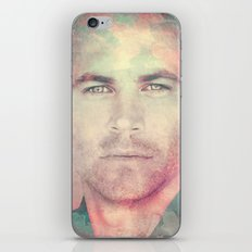 PAUL WALKER R.I.P iPhone & iPod Skin