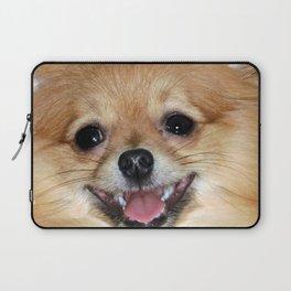 My joyful smile Laptop Sleeve
