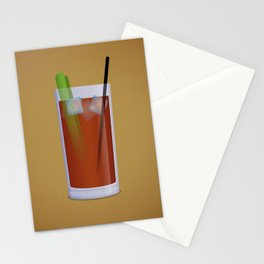 Bloody Mary Stationery Cards