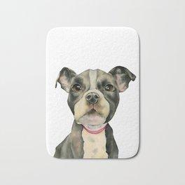 Puppy Eyes Bath Mat