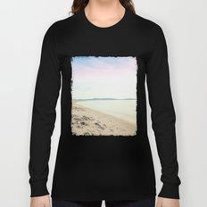 Sand, Sea and Sky - Relaxing Summertime Long Sleeve T-shirt