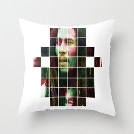 JAMICAN EDIT Throw Pillow