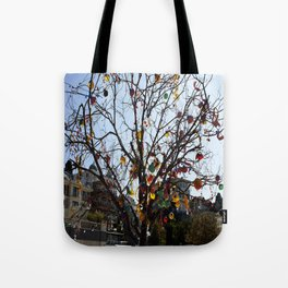 Balloon Tree1 Tote Bag