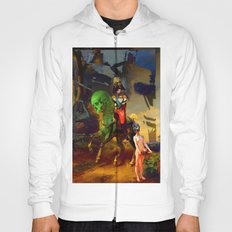 Alexander and Diogenes Hoody
