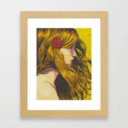 Shampoo Framed Art Print