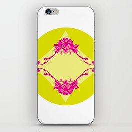 Twins In Pink iPhone Skin