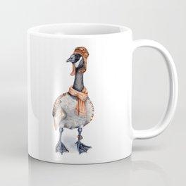 Aviator Canada Goose Coffee Mug