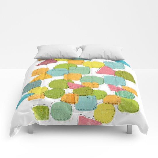 BLOBS Comforters